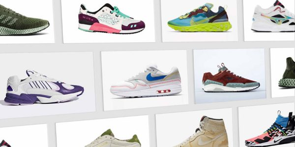 Vote Now for the Best Sneaker of September 2018