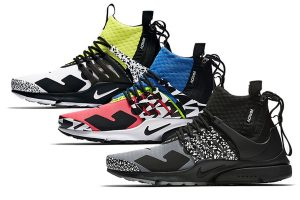 Best Sneakers of September 2018 - ACRONYM x Nike Air Presto Mid