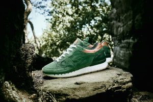 Best Sneakers of September 2018 - Afew x KangaROOS COIL-R1 Mighty Forest
