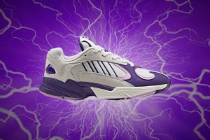 Best Sneakers of September 2018 - Dragon Ball Z x adidas Yung-1