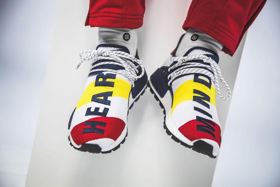 Billionaire Boys Club x Pharrell Williams x adidas Hu NMD (BB9544) - 1