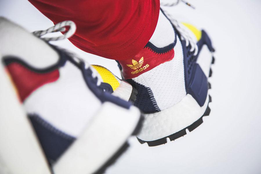 Billionaire Boys Club x Pharrell Williams x adidas Hu NMD (BB9544) - 2