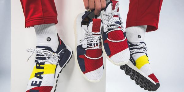 A Closer Look at Pharrell's Upcoming BBC x adidas Collab