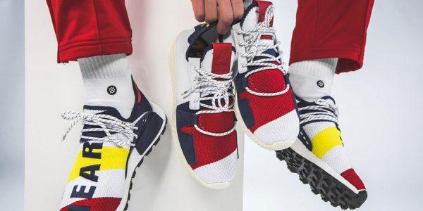 A Closer Look at Pharrell's Upcoming BBC x adidas Collab