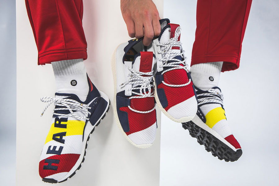 02ded3b679c75 A Closer Look at Pharrell s Upcoming BBC x adidas Collab