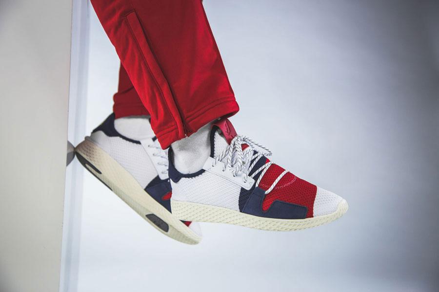 Billionaire Boys Club x Pharrell Williams x adidas Tennis Hu V2 (BB9549) - 1