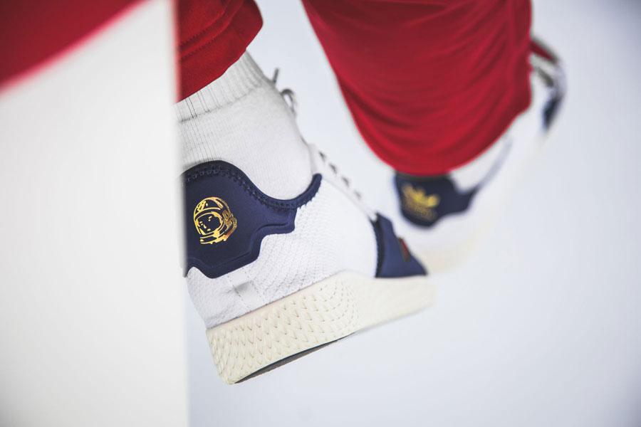 Billionaire Boys Club x Pharrell Williams x adidas Tennis Hu V2 (BB9549) - 3