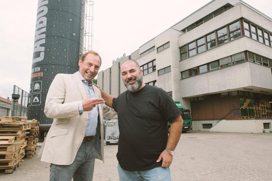 Collonil Carbon - Hikmet Sugoer & Frank Becker