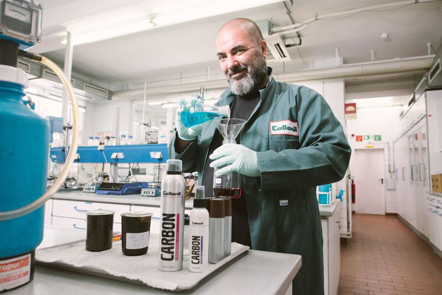 Collonil Carbon - Hikmet Sugoer (Lab)