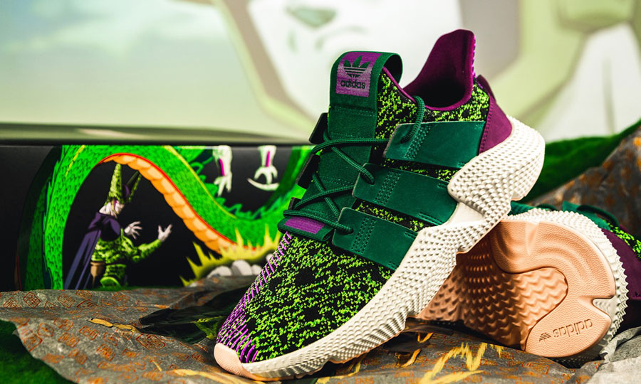 Dragon Ball Z x adidas Prophere Cell (D97053) - Box