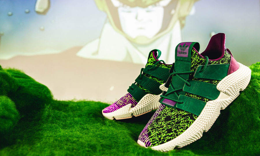 Dragon Ball Z x adidas Prophere Cell (D97053) - Mood