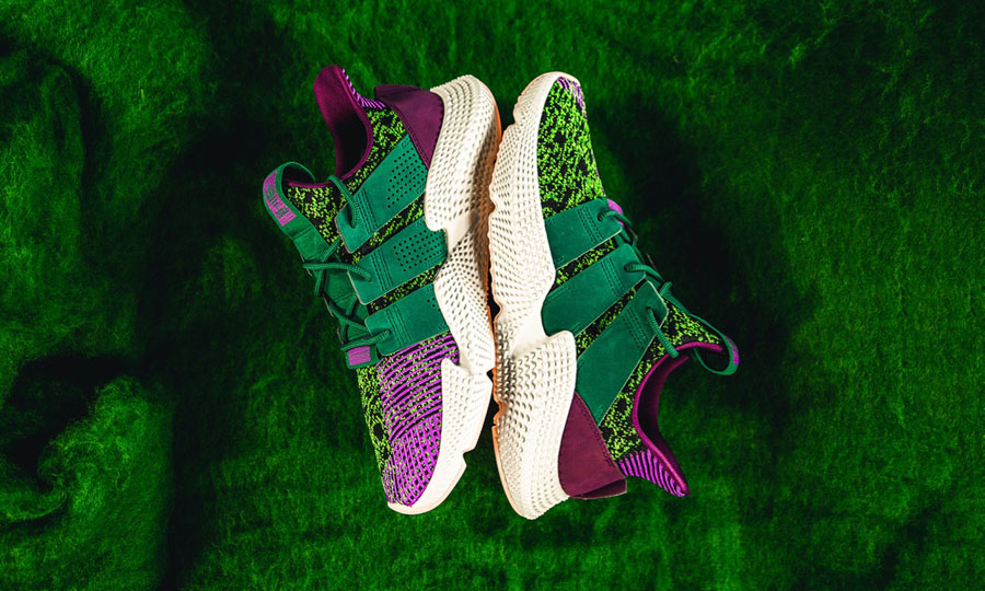 Dragon Ball Z x adidas Prophere Cell (D97053)