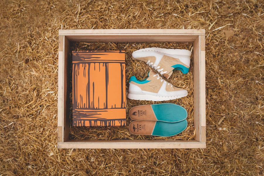 Hanon x KangaROOS COIL-R1 Moonshine - Box