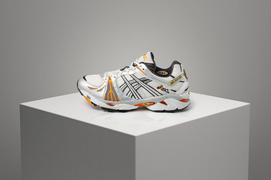 History ASICS GEL-Kayano 10 (Highlight)