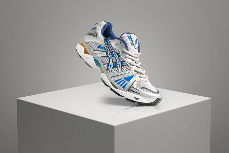 History ASICS GEL-Kayano 11 (Highlight)