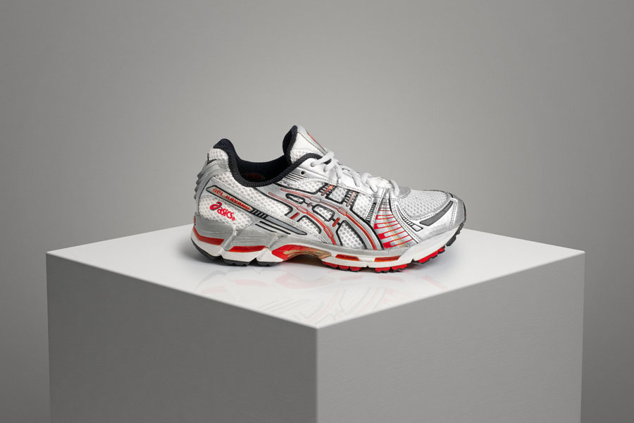 History ASICS GEL-Kayano 12 (Highlight)