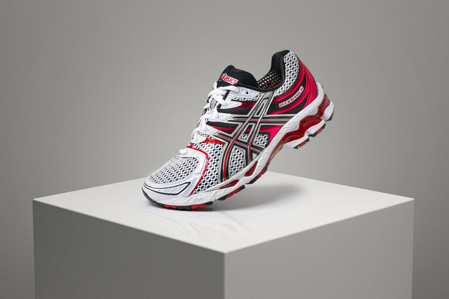 History ASICS GEL-Kayano 16 (Highlight)