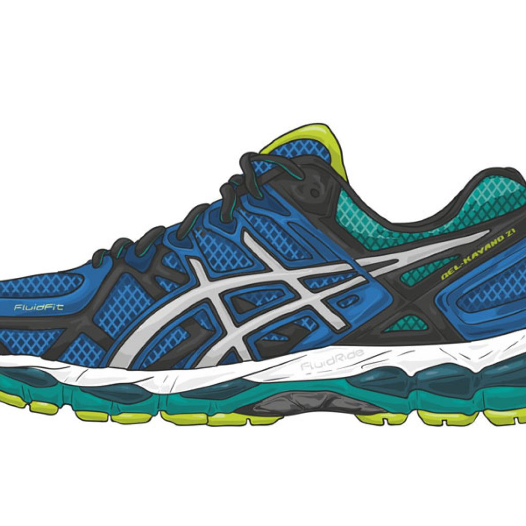 20117ff2c217 The History of the ASICS GEL-KAYANO