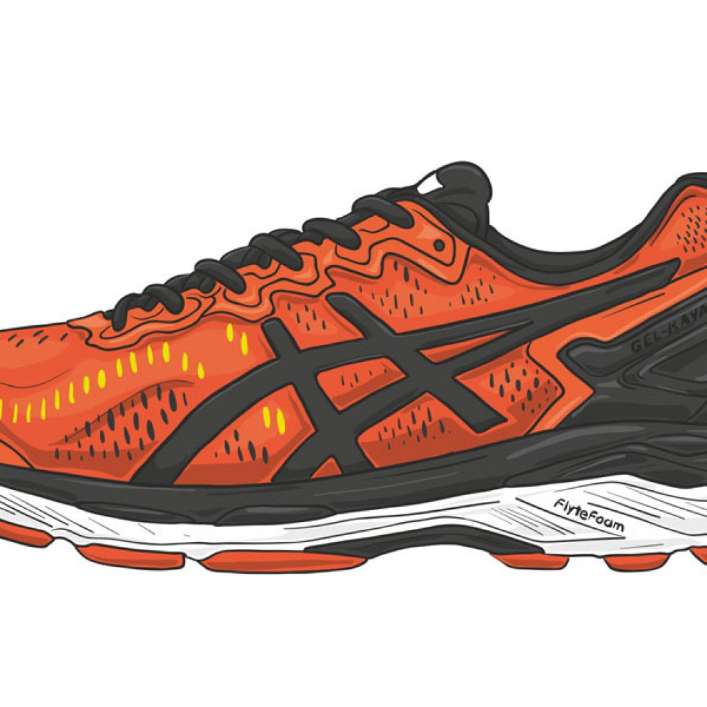 The History of the ASICS GEL KAYANO | Sneakers Magazine