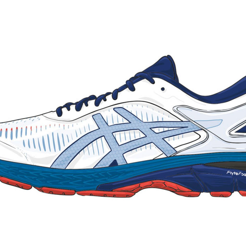 The History of the ASICS GEL KAYANO   Sneakers Magazine