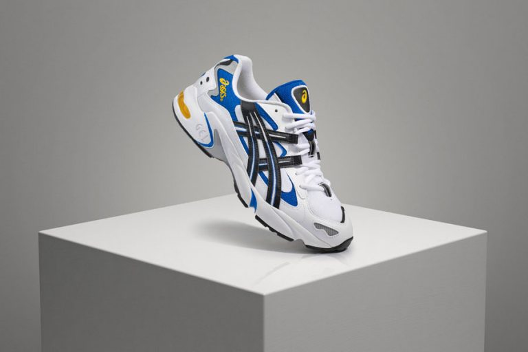 History ASICS GEL-Kayano 5 (Highlight)