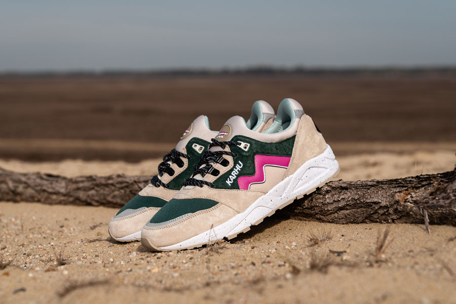 Karhu Winter Pack 2018 - Aria (Peyote June Bug) - 1