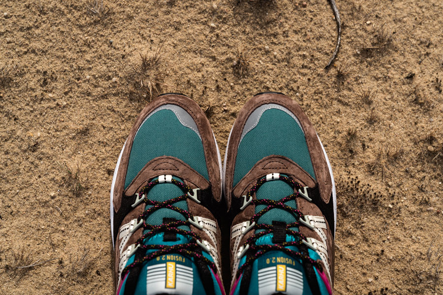 Karhu Winter Pack 2018 - Fusion 2.0 (Bracken Shaded Spruce) - 2