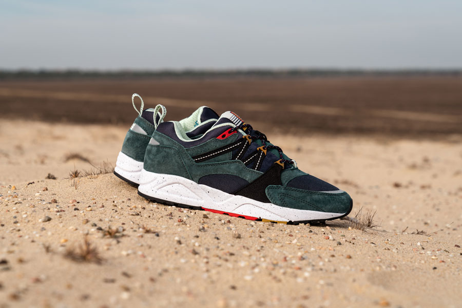 Karhu Winter Pack 2018 - Fusion 2.0 (Green Gables Nighty Sky) - 1