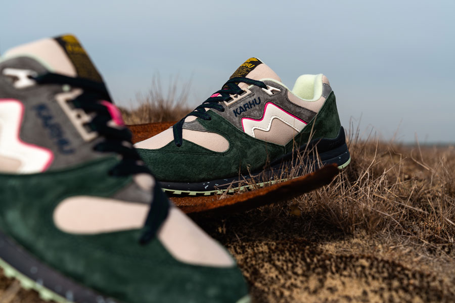 Karhu Winter Pack 2018 - Synchron Classic (June Bug Peyote) - 2