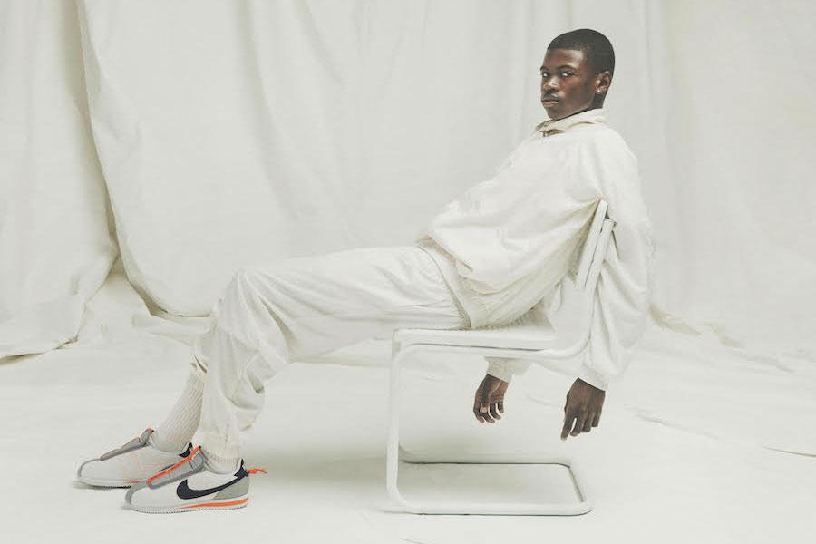 Kendrick Lamar x Nike Cortez Kenny IV House Shoes (AV2950-100) - Mood 1