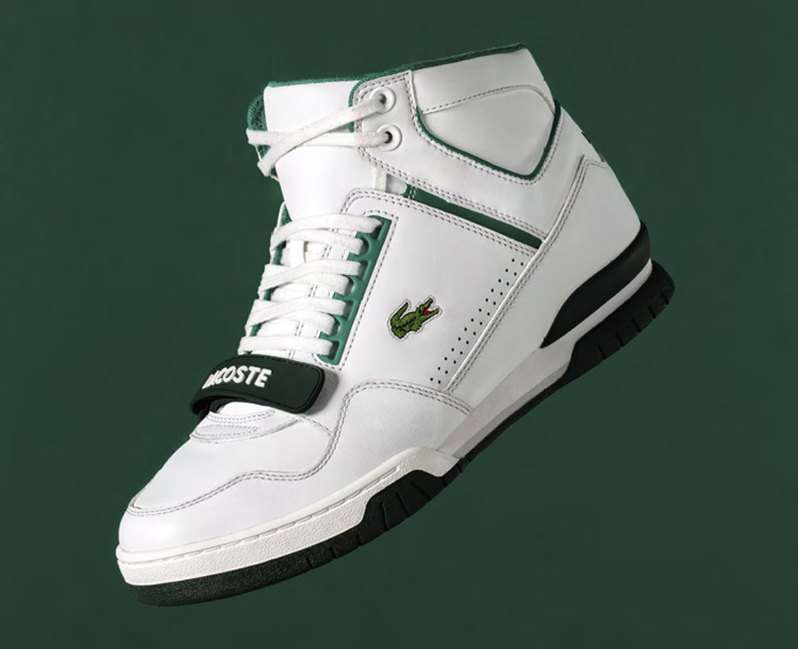 Lacoste Missouri M85 (White / Dark Green / Green)