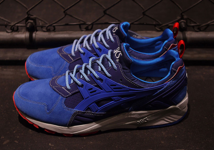 mita sneakers x ASICS GEL-Kayano Trainer Trico