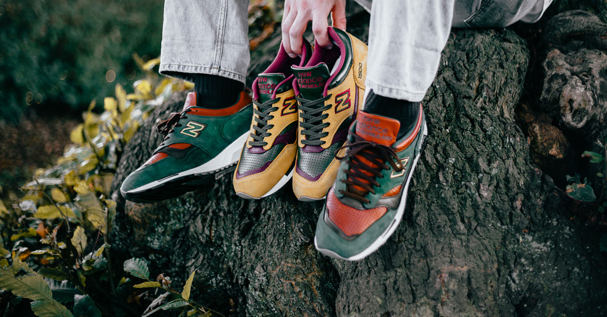 New Balance 1500 Made In England | Sneakers Magazine