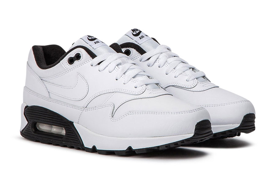 Nike Air Max 90-1 White Black (AJ7695-106)