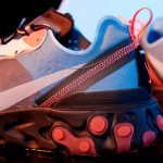 Nike React Element 87 Solar Red (AQ1090-006) - Heel
