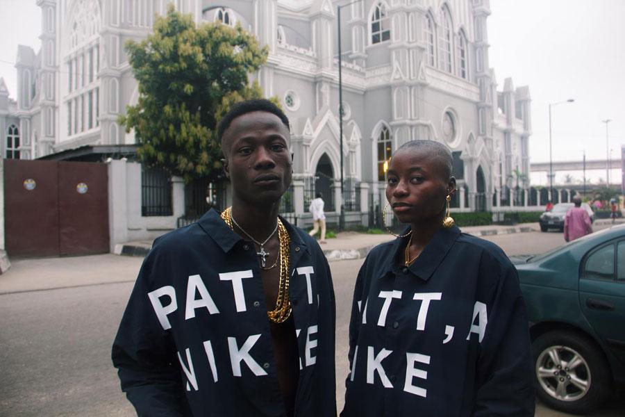 Patta x Nike Publicity Wohooooow - Mood 1