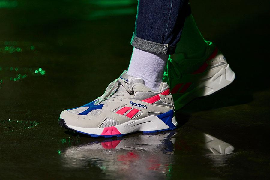Reebok Aztrek FW 2018 (New Colorways) | Sneakers Magazine