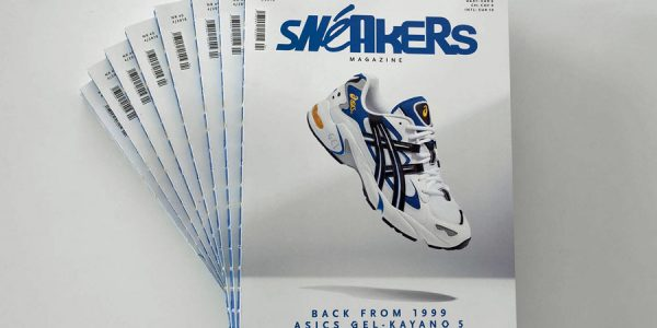 Sneakers Mag #40 Is out Now!