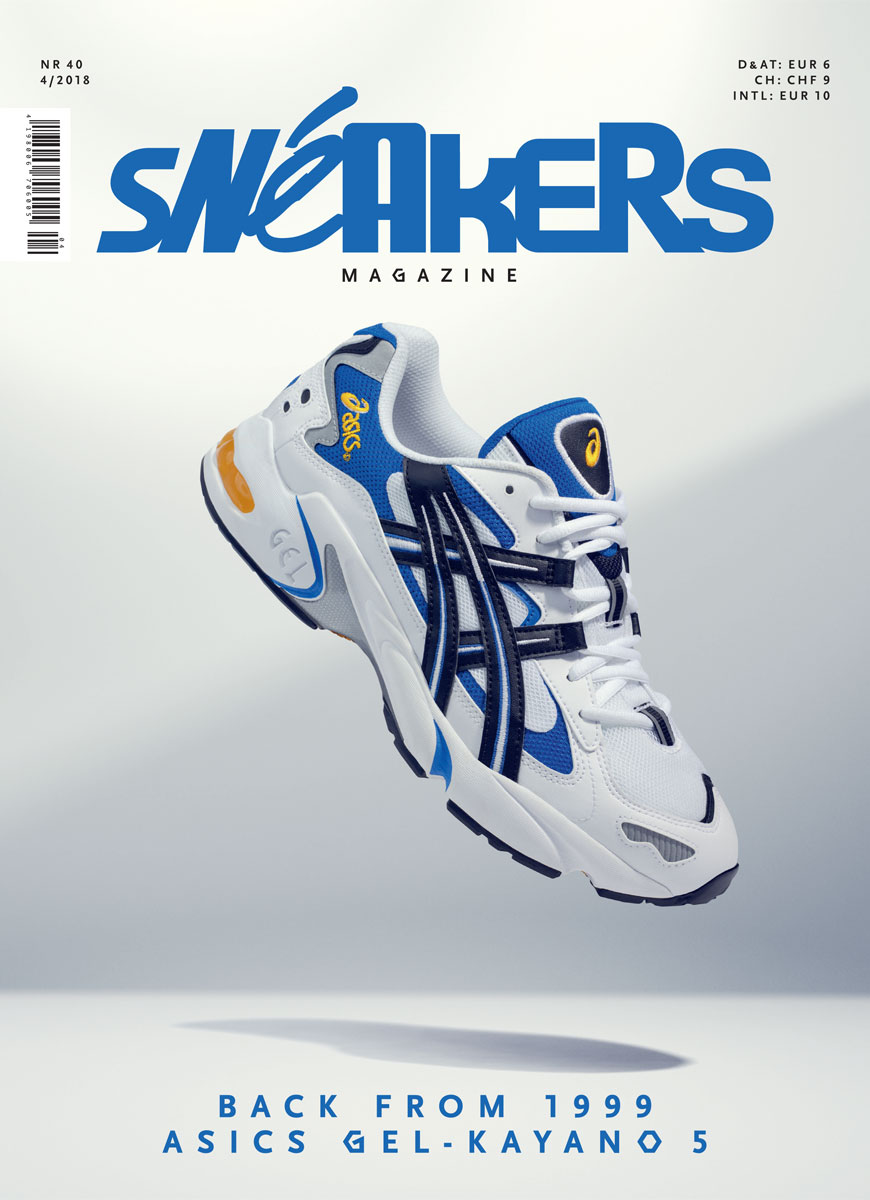 Archive – Latest Issues Sneakers Magazine