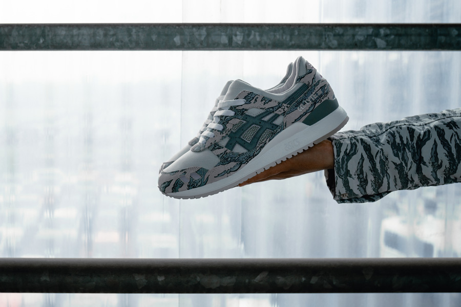 solebox x atmos x ASICSTIGER GEL LYTE III | Sneakers Magazine