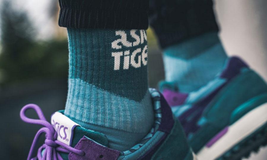 YMC x ASICS GEL-LYTE XT You Must Create - Socks