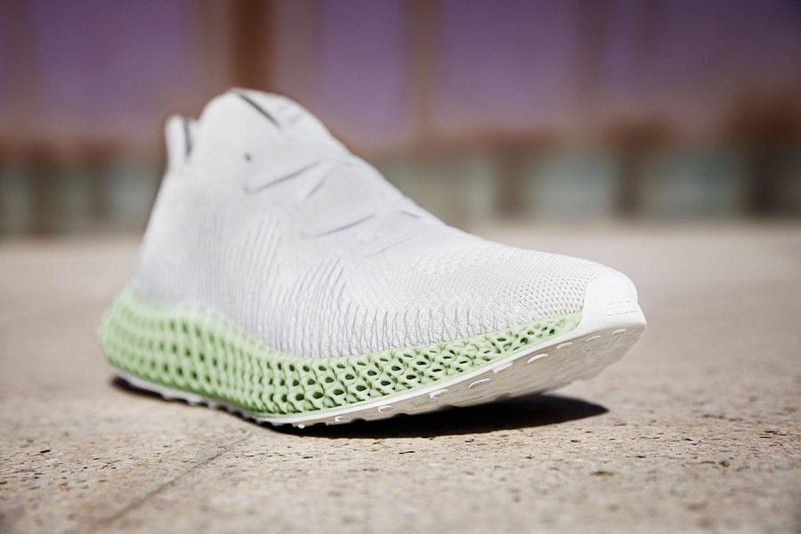 adidas ALPHAEDGE 4D White (CG5526) - Mood