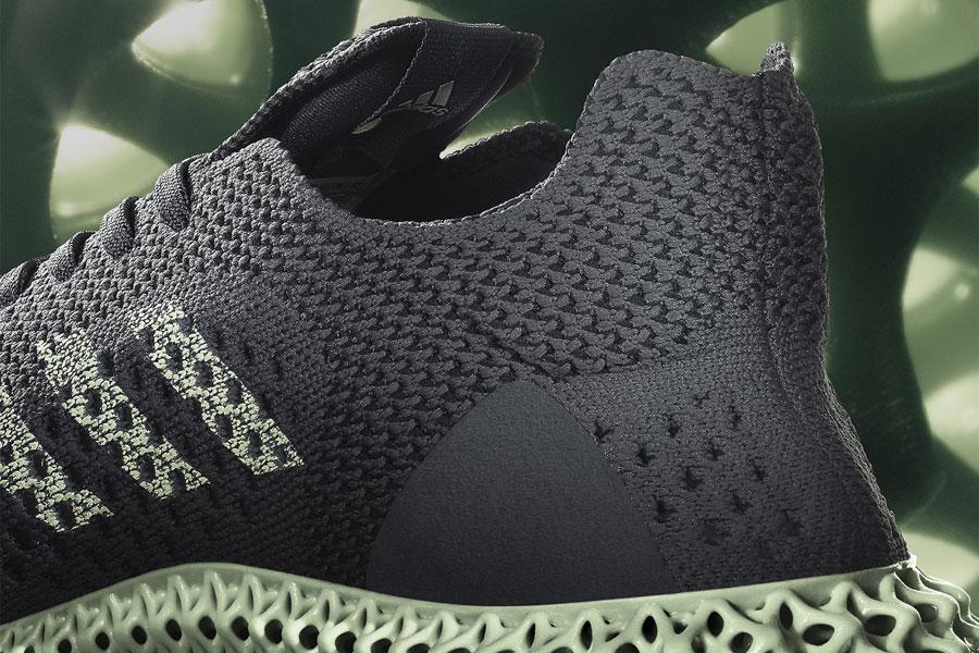 adidas Consortium Runner 4D Futurecraft (D96972) - Heel