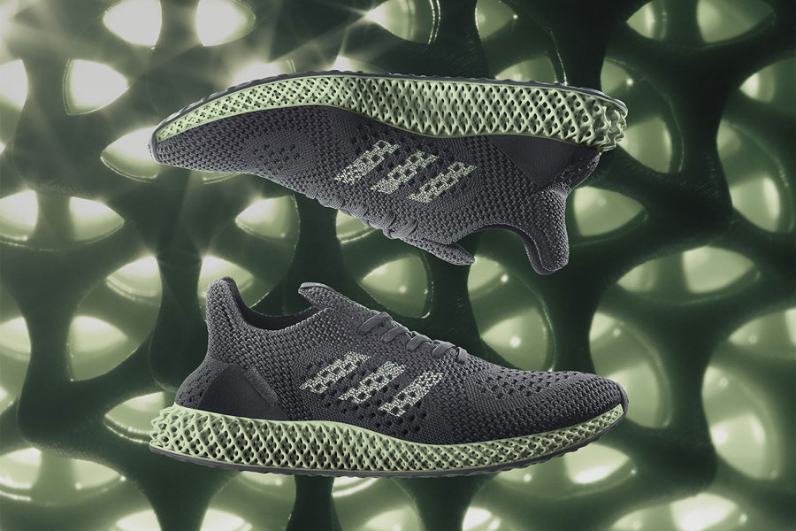 adidas Consortium Runner 4D Futurecraft (D96972) - Side