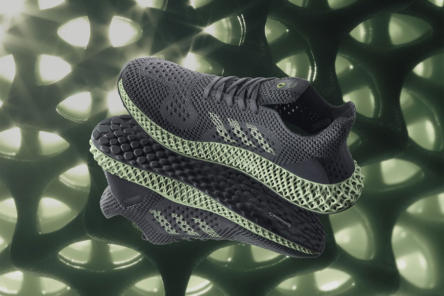 adidas Consortium Runner 4D Futurecraft (D96972)