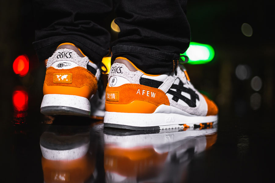 a few asics gel lyte iii