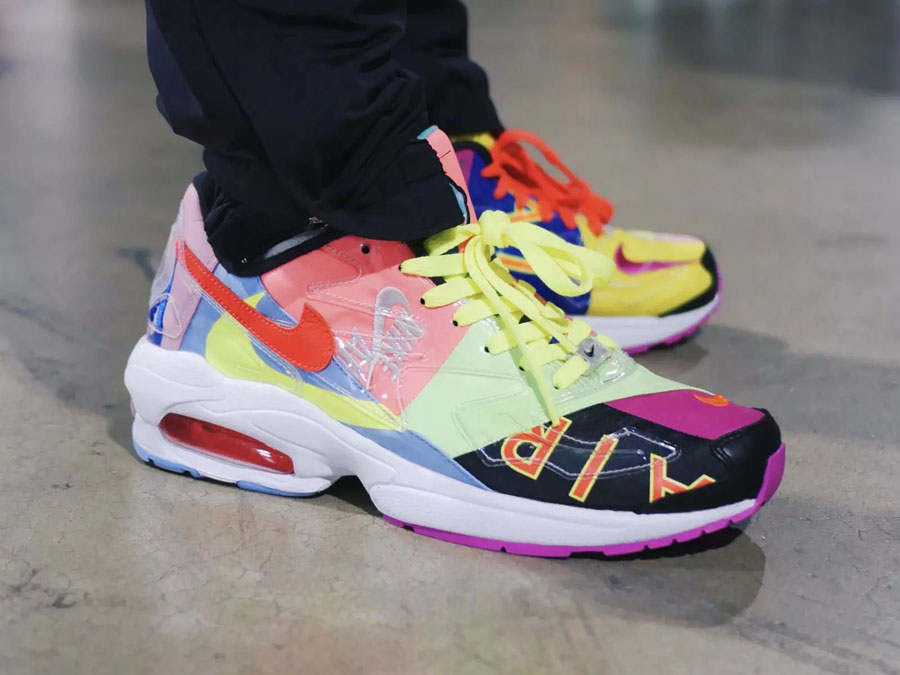 atmos x Nike Air Max2 Light (CJ6200 001) | Sneakers Magazine