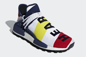 Best Sneakers of October 2018 - BBC x Pharrell x adidas Hu NMD