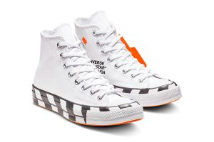 Best Sneakers of October 2018 - OFF-WHITE x Converse Chuck Taylor Stripe