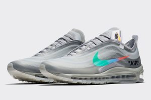Best Sneakers of October 2018 - OFF-WHITE x Nike Air Max 97 Menta